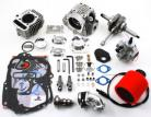 TB Race Head V2 Kit, 108cc (52mm) Bore Kit, Mikuni VM26 Carb Kit and Stroker Crank [TBW9118]