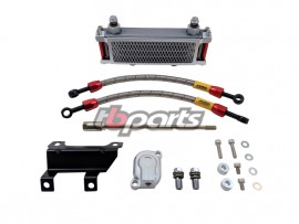 TB Parts Grom Morin Racing Oil Cooler Kit [TBW1369]