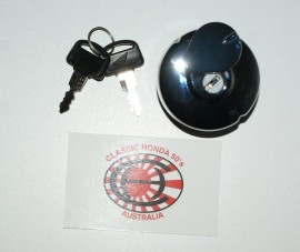 17620-181-923 Fuel Cap Complete with Key