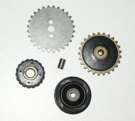 Aftermarket 2 bolt Cam Sprocket and Roller Kit