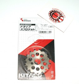 Kitaco 16 Tooth XR/CRF Front Drive Sprocket