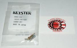 16016-143-620 Keyster Screw Set
