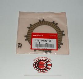 22331-GW8-681 Clutch Fricton Disc B