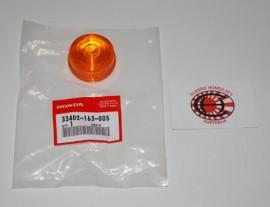 33402-163-005 Orange Blinker Lens