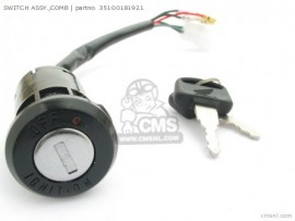 35100-181-921 Ignition Switch