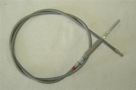 QA50 Aftermarket Grey Rear Brake Cable