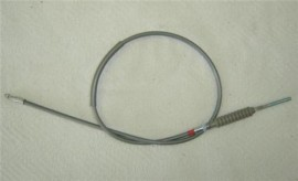QA50 Aftermarket Grey Front Brake Cable