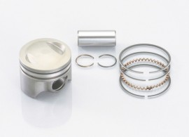 Kitaco 50cc High Compression Piston Kit - 39mm - (350-1133950)