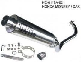 NHRC Racing Muffler HC-0116A-02