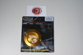 NHRC Honda Monkey Bike Gold Clutch Cover