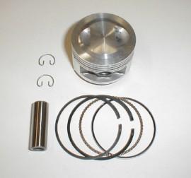 TB 52mm Piston Kit - 88cc Stock Head [TBW0190]