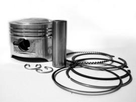 TB 52.4mm High Compression Piston - 13mm Pin [TBW0409]