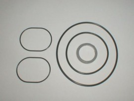 TB Parts KLX110 Head Cover O-Ring Set