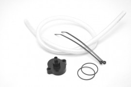 Head Breather Kit Black - AHP - YX150 and 160