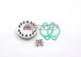 Rotating Intake Spacer with 21mm ID