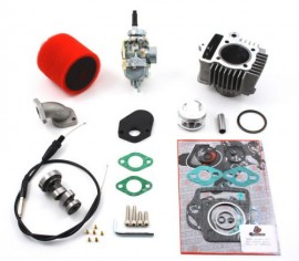 TB Stock Head, 88cc Bore Kit, 20mm Carb Kit, Cam - 92-18 Models [TBW0930]