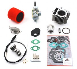 TB Stock Head, 88cc Bore Kit, 20mm Carb Kit & Cam - All Models [TBW0931]