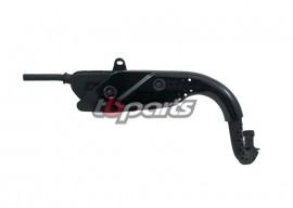 TB Exhaust Assembly - Z50R 88 - 99 Models [TBW1093]