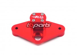 TB Parts - Phat 50s - Top Bar Clamp in Red - Z50 69-99 Models