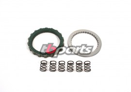 TB Parts Grom Kevlar Heavy Duty Clutch Plate Kit with HD Springs [TBW1331]