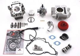 TB 143cc Bore Kit, Race Head V2, and VM26mm Carb Kit - 02-09 Mod [TBW9024]