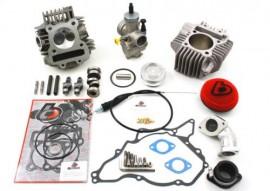 TB 165cc Bore Kit, Race Head V2, and 28mm Carb Kit - 02-09 Model [TBW9029]