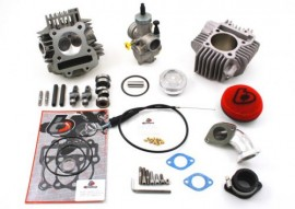 TB 170cc to 184cc Bore Kit, Race Head V2, and 28mm Carb Kit [TBW9040]