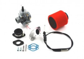 26mm Performance Carb Kit - Mikuni VM26 - V2-YX-ZS Heads [TBW9061]