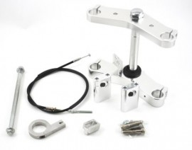 TB Parts Billet Triple Clamp Kit [TBW9075]