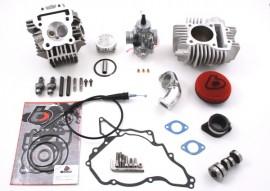 TB 143cc Bore Kit, Race Head V2, VM26mm Carb Kit – 10 & Up Models [TBW9191]