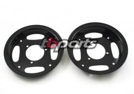 TB Rim Set in Black – Z50R 80-99 Models [TBW1017]