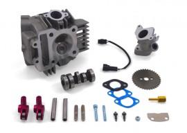 TB 143, 165, & 178cc Race Head V2 and Intake Upgrade Kit [TBW9176]