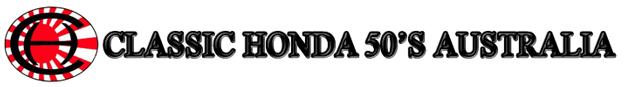 Classic Honda 50's Australia