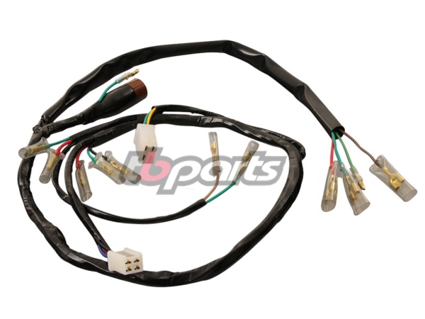 tb parts - reproduction wiring harness for ct70 k0 models